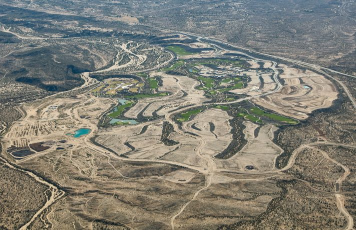 Wickenburg Ranch Aerial