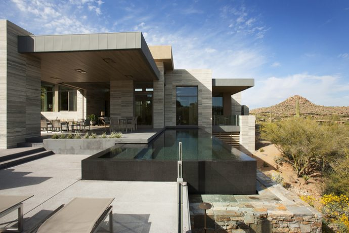 Contemporary Residence – Scottsdale, AZ