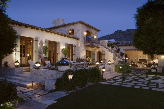 Traditional Residence – Scottsdale, AZ