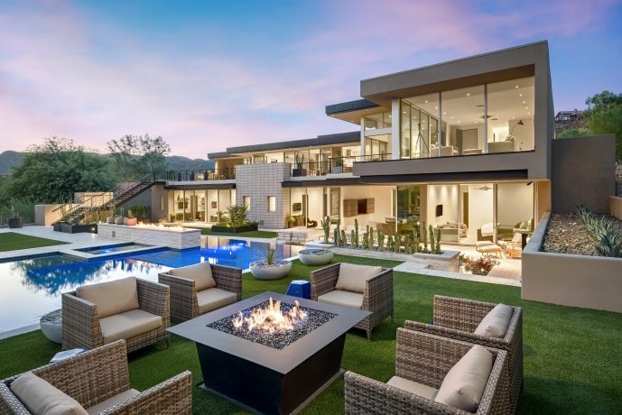 Contemporary Residence – Paradise Valley, AZ