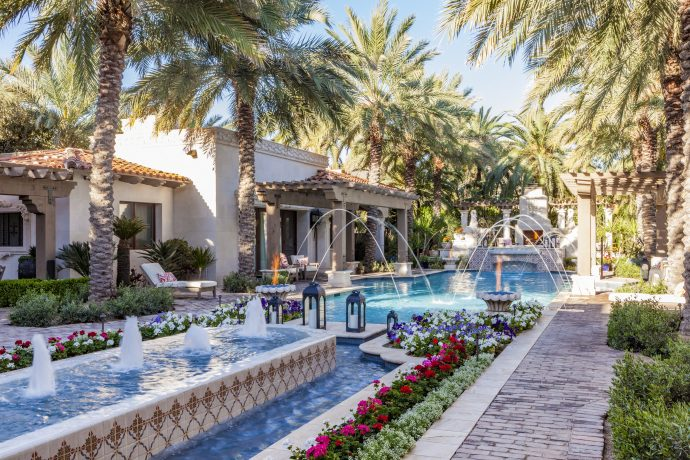 Traditional Residence – Paradise Valley, AZ