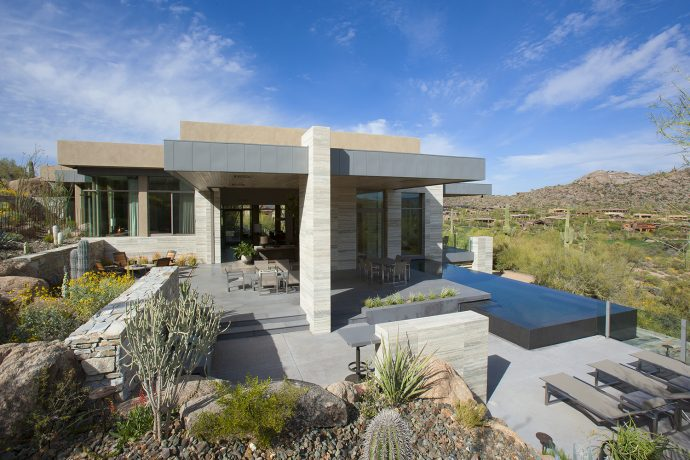 Contemporary Residence – Scottsdale, AZ